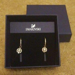 Swarovski Sparkling Dance earrings
